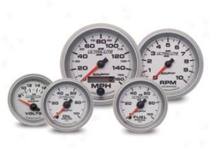 Autometer Ultra-lite Ii Gauges, Autometer - Automotive Gauges - Gauges