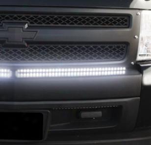 Bully Truck Led Kits - Flexible Led Strips - Wnite & Amber Led Headlight Strips