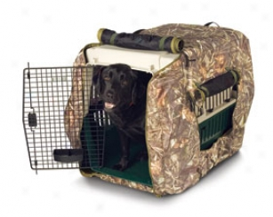 Classic Accessories Camo Kennel Jacket - Insulated Camo Kennel Jacket