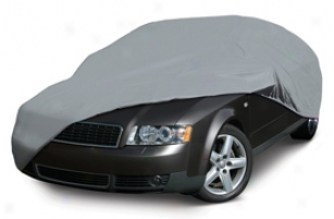 Classic Accessories Deluxe Four-layer Cover - Semi-custom Car Coves