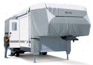 Classic Accessories Polypro Iii Deluxe 5th Wheel Cover 75263 Classic Accessories Polypro Iii Deluxe 5th Wheel C