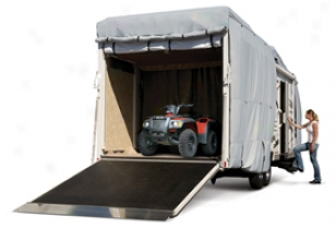 Classic Accessories Polyx 300 Toy Hauler Cover, Classic Accessories - Boat & Rv Accessories - Toy Hauler Covers
