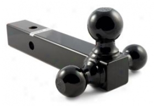 """""""curt Multi Ball Mount D-150 1 7/8""""""""; 2"""""""" And 2 5/16"""""""" Balls"""""""