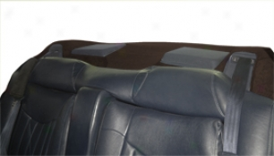Infusion Designs Carpet Rear Deck Covers - Carpet Rear Dash Covre - Carpet Deck Covers