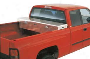 Deflecta-shield Contender Truck Toolbox 111002 Recommended For Down Size Trucks