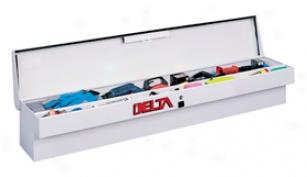 """delta Steel Innerside Toolbox 820000 48 1/2"""" Long Lid"""