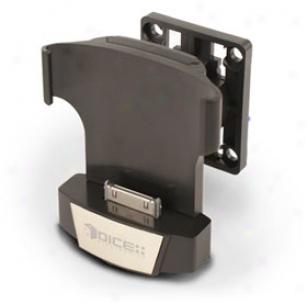 Dice Electronics Dice G2 Ipood & Iphone Charging Cradles - Dice Iphone Cwr Cradle - Dice Ipod Charging Car Cradles