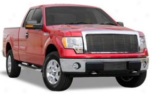 Dodge Bar Billet Grilles - Carriage Works Billet Grille