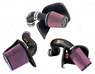 Dodge Dish Cold Air Intakes - K&n Fipk Air Intake (fuel Injection Performance