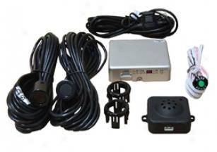 Echomaster Front Navigator Pro Series Sensor - Front Parking Sensors