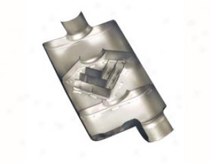 Flowmaster Mufflers 40 Series Delta Flow 943043 Offset Inlet / Opposite Side Offset Outlet