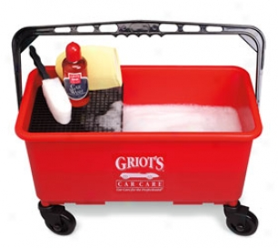 Griot's Garage Ultimatte Car Wash Bucket - Griots Car Wash Bucket