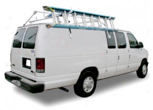 Hauler Racks Van Drop Down Ladder Rack Accessory Ulrdd-1