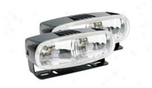 Hella Optilux 2020 Combo Fog And Driving Lights