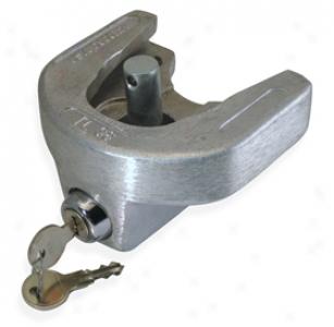 Hitchmate Trailer Coupler Locks - Hitchmat Traiker Projection Locks By Heininger Automotive