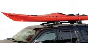 Inno Locking Kayak, Canoe, Sup & Surf Rack - Canoe Racks, Sup Racks & Surf Racks