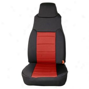 Jeep Cj Neoprene Seat Covers - Rough Ridge Neoprene Seat Covers