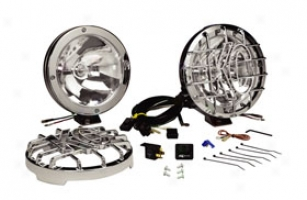 Kc Hilites Rally 800 Series Lights System 800 Rally 800 Long Range/off-road System