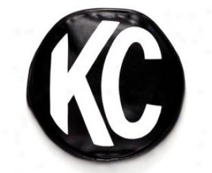 Kc Light Covers 5800 So ft Vinyl Light Covers - Round