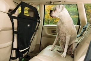 Kurgo Backseat Pet Barrier - Kurgo Bacskeat Pet Barriers