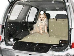 Kurgo Cargo Cape - Kurgo Pet Cargo Liner For Dogs