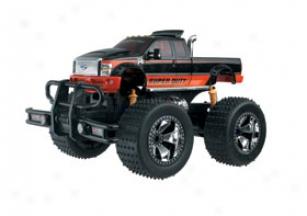 Maxtech Toys Ford Super Duty Rc Trjck Mt3110-1 Ford Super Duty Rc Truck