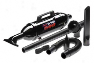 Metro Vac N' Blo 500 Car Vacuum Am12-ida 12 Volts For Cigarette Lighter Plug