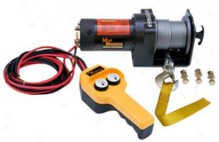 Mile Marker Winch - Pe2000 Electric Winch 76-50100