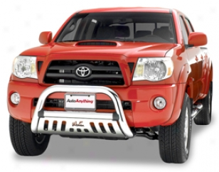Nissan Fronteir Bull Bars - Westin Ultimate Bull Bar With Skid Plate