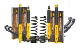 Old Man Emu Nitrocharger Sport Suspension Systems - Ome Nitrocharger Sport Shock Absorbers & Suspension Systems