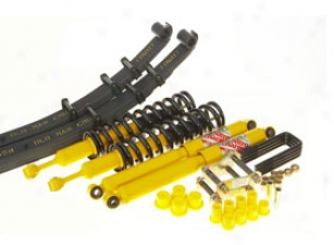 Old Man Emu Nitrocharger Suspension Systems - Old Man Emu Nitrocharger Shock Absorbers