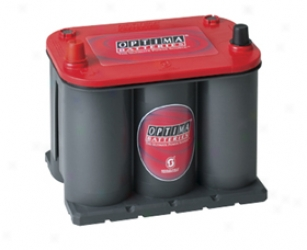 Optima Red Top Battery 8025-160 Group Size: 25
