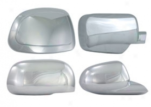 Pilot Chrome Mirror Covers