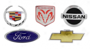 Guide Premium Licensed Logo Hitch Covers - Automotive Logo Hitch Covers
