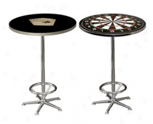 Pub Tables - On The Edge Marketing - Round Pub Style Table