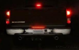 Putco Pure Led Tailgate Light Bsr 940015 Led Tailgate Light Bar