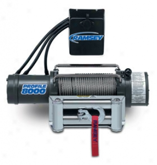 Ramsey Winch - Ramsey Patriot Profile 8000 109163