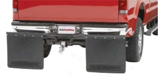 Rock Tamers Mud Flaps - Cruiser Accessories Rock Tamers Mud Flap System