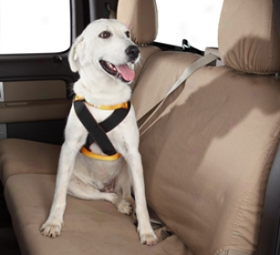 Ruff Rider Roadie Dog Harness - Dog Seat Belt