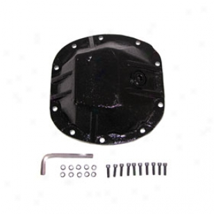 Rugged Ridge Differential Covers 16595.3 Differential Cover