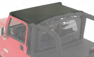 Rugged Extended elevation Summer Brief Jeep Bikini Top, Rugged Extended elevation - Jeep Accessories - Jeep Bikini Tops