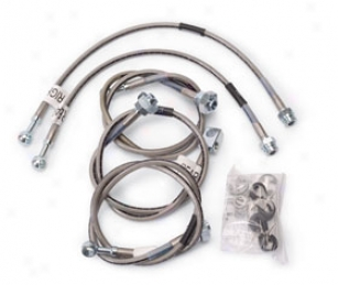 Russell Brake Lines - Russell Performanxe Stainlesq Steel Brake Lines