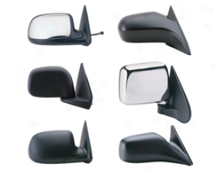 Scion Side View Mirrors - K-source Replacement Mirrors