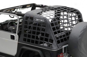 Smittybilt C.res Jeep Cargo Net - Smittybilt Cargo Restrajjt System - Jeep Covers & Accessories