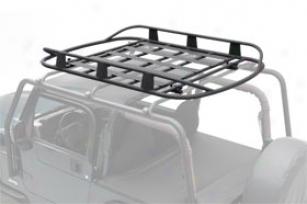 Smittybilt Src Jeep Cargo Basket - Roof Rack Cargp Baskets