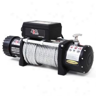 Smittybilt X2o 8 Winch - Smittybit X20 8 Waterproof Winch - 8000 Lb Underwater Winches