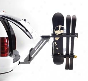 Softride Ski & Snowboard Rack Attachment 24232 Ski & Snowboard Rack Attachment