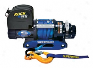 Suprewinch Rock 98 Competition Winch - Submersible Rock 98 Competition Winches