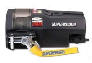 Superwinch S3000 Winch