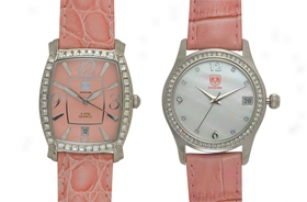 Taxor Dodge Watches For Women - Womens Dodge Wrist Watch - Dodge Watch
